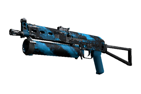 StatTrak™ PP-Bizon | Blue Streak (Well-Worn) Prices