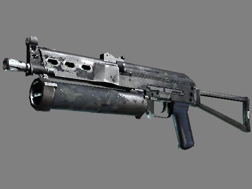 Скин ПП-19 Бизон | Ночные операции (Закаленное в боях)