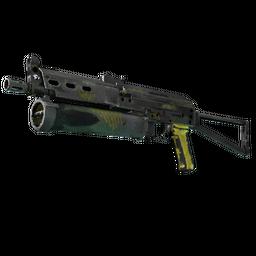 StatTrak™ PP-Bizon   Jungle Slipstream (Battle-Scarred)
