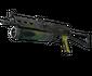 StatTrak™ PP-Bizon | Jungle Slipstream (Battle-Scarred)