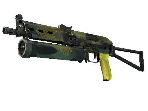 PP-Bizon | Jungle Slipstream Well-Worn
