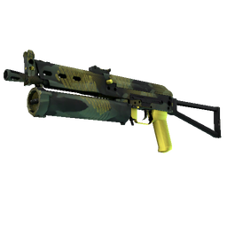 free csgo skin StatTrak™ PP-Bizon | Jungle Slipstream (Factory New)