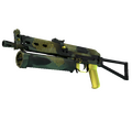 StatTrak™ PP-Bizon | Jungle Slipstream <br>(Factory New)
