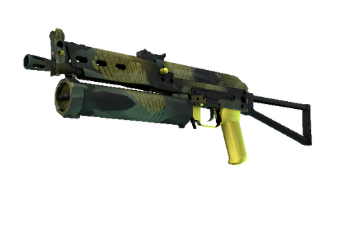 StatTrak™ PP-Bizon | Jungle Slipstream (Factory New) Prices