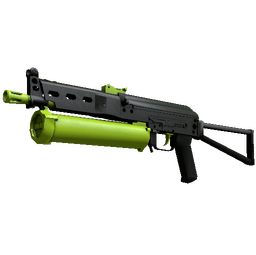 PP-Bizon | Chemical Green (Factory New)