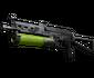 PP-Bizon | Chemical Green (Battle-Scarred)