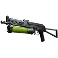 PP-Bizon | Chemical Green <br>(Battle-Scarred)