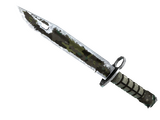★ Bayonet | Boreal Forest (Battle-Scarred)