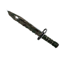 ★ Bayonet | Forest DDPAT <br>(Well-Worn)