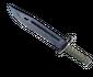 ★ Bayonet   Blue Steel (Minimal Wear)