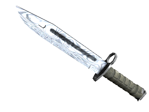 ★ Bayonet | Damascus Steel (Battle-Scarred)