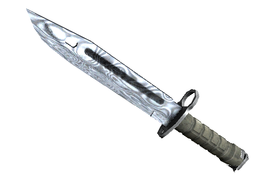 Bayonet | Damascus Steel Field-Tested
