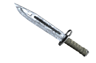★ Bayonet | Damascus Steel (Field-Tested) Price