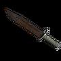 ★ Bayonet | Rust Coat (Battle-Scarred)