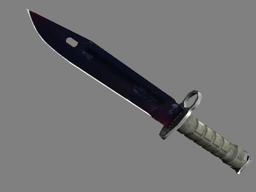 ★ StatTrak™ Bayonet | Doppler (Minimal Wear)