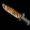 ★ StatTrak™ Bayonet | Tiger Tooth <br>(Minimal Wear)