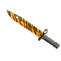 ★ StatTrak™ Bayonet | Tiger Tooth <br>(Factory New)