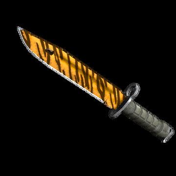 ★ Штык-нож | Зуб тигра