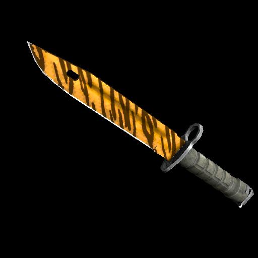 Bayonet | Tiger Tooth - gocase.pro