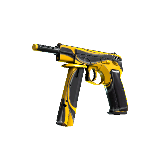CZ75-Auto | Yellow Jacket - gocase.pro