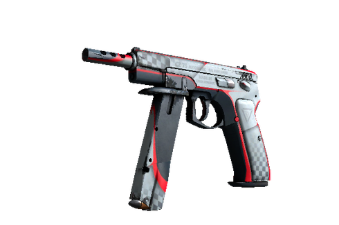Buy StatTrak™ CZ75-Auto | Pole Position (Field-Tested)