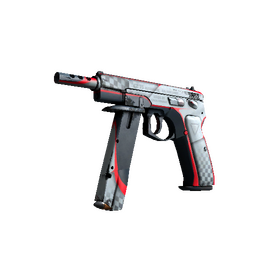 StatTrak™ CZ75-Auto | Pole Position (Well-Worn)