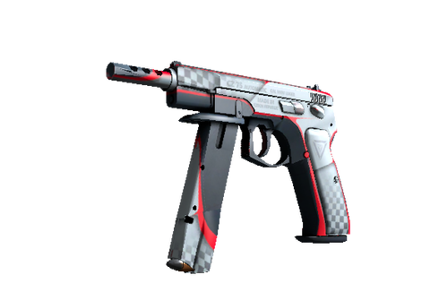 Buy StatTrak™ CZ75-Auto | Pole Position (Minimal Wear)