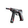 StatTrak™ CZ75-Auto | Pole Position (Battle-Scarred)