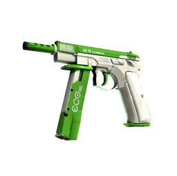 StatTrak™ CZ75-Auto | Eco (Factory New)