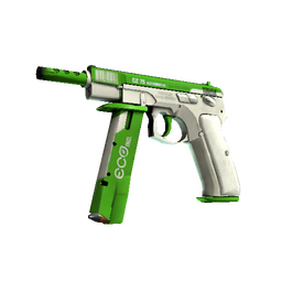 StatTrak™ CZ75-Auto | Eco (Field-Tested)