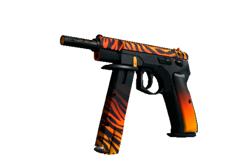 Buy CZ75-Auto | Tigris (Minimal Wear)