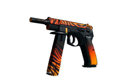 StatTrak™ CZ75-Auto | Tigris (Minimal Wear) Prices