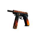 CZ75-Auto | Tigris <br>(Well-Worn)