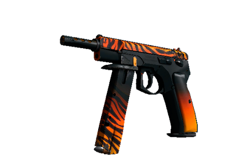 Buy CZ75-Auto | Tigris (Well-Worn)