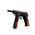 StatTrak™ CZ75-Auto | Tigris <br>(Battle-Scarred)