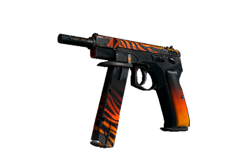 Buy CZ75-Auto | Tigris (Battle-Scarred)
