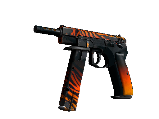 CZ75-Auto | Tigris Battle-Scarred