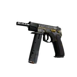 StatTrak™ CZ75-Auto | Victoria (Field-Tested)