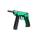 CZ75-Auto | Emerald <br>(Factory New)