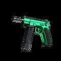 CZ75-Auto | Emerald <br>(Minimal Wear)