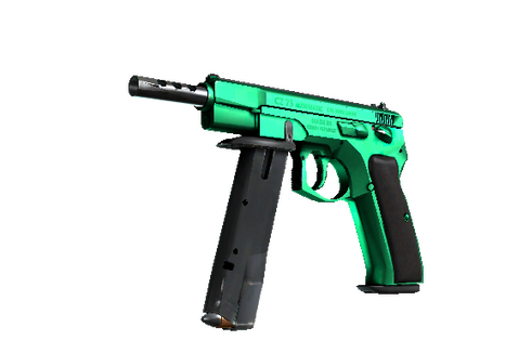CZ75-Auto | Emerald (Factory New) Prices