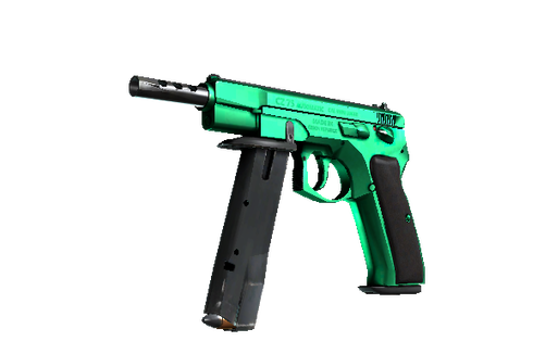 CZ75-Auto | Emerald (Minimal Wear) Prices