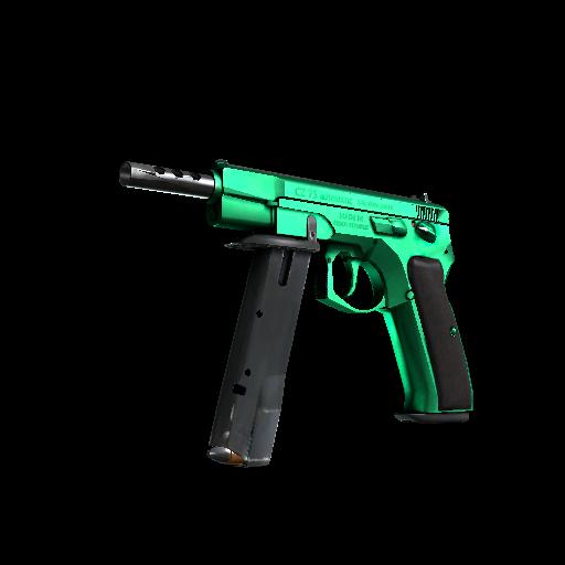 CZ75-Auto | Emerald - gocase.pro