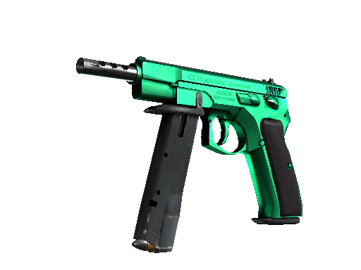 CZ75-Auto | Emerald Factory New