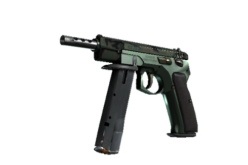 Buy CZ75-Auto | Army Sheen (Factory New)