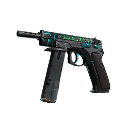 StatTrak™ CZ75-Auto | Polymer (Field-Tested)