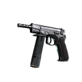 StatTrak™ CZ75-Auto | Tread Plate <br>(Field-Tested)