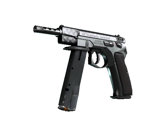 image of CZ75-Auto | Tread Plate