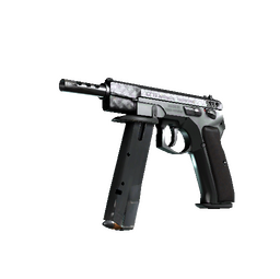 StatTrak™ CZ75-Auto | Tread Plate (Factory New)