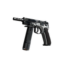 StatTrak™ CZ75-Auto | Twist <br>(Battle-Scarred)
